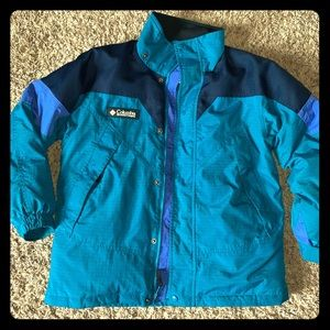 Vintage Columbia heavy winter jacket